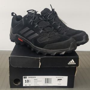 Adidas Caprock hiking shoe slightly used return